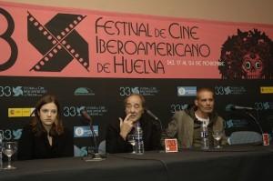 Nomeação - Huelva Film Festival 2007 - Colón de Ouro