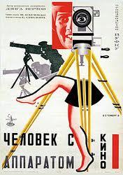 The Man with the Movie Camera<br>Dziga Vertov 1929